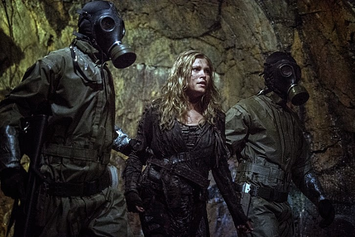 The 100 - Episode 2.03 - Reapercussions - Promotional Photos