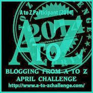 2014 A - Z APRIL Blogging Challenge