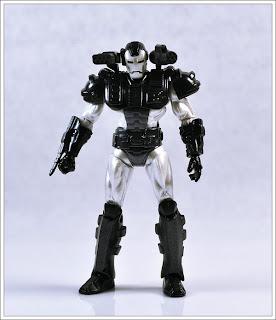 Hasbro Marvel Universe West Coast Avengers War Machine figure
