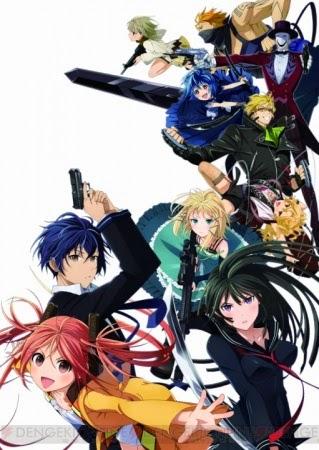 Black Bullet - Anime