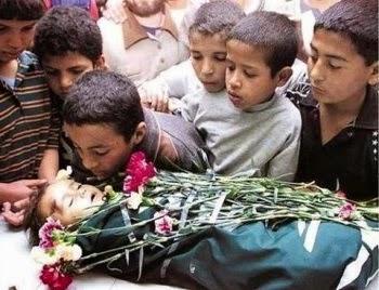 war between Israel and Palestine