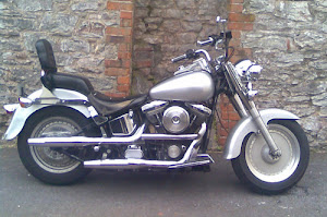 Harley Fat Boy FLSTF EVO 1340