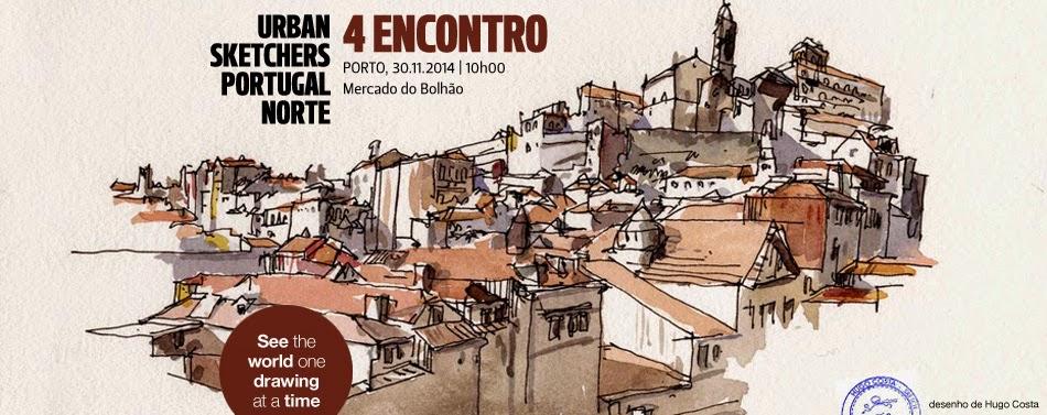 Urban Sketchers PORTUGAL NORTE