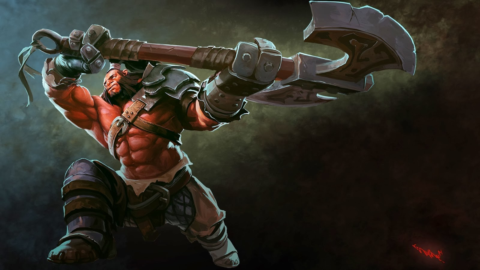 dota 2 wallpapers dota 2 wallpaper axe 1920x1080