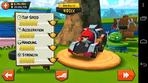 Games Angry Birds Go