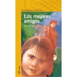 LOS MEJORES AMIGOS---RACHEL ANDERSON