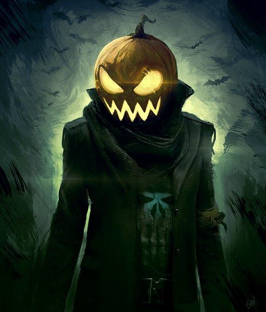 Halloween por SimonWeaner