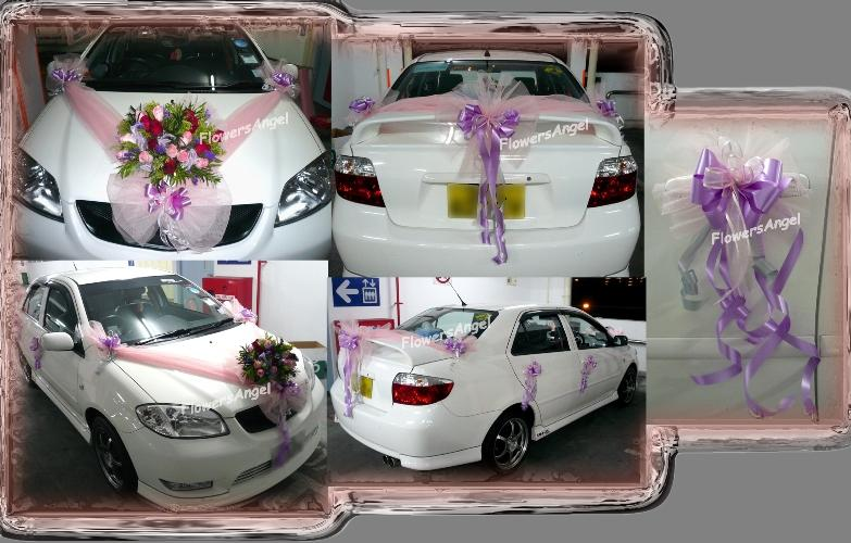 Wedding car flower decorations bridal car flower decoration wedding car flower decorations wedding car decoration snaps junglespirit Image collections