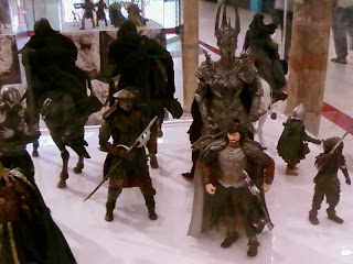 Lord of the Rings Warhammer role playing games Sauron Smeagol Gandalf Hobbit Gollum Bilbo Baggins