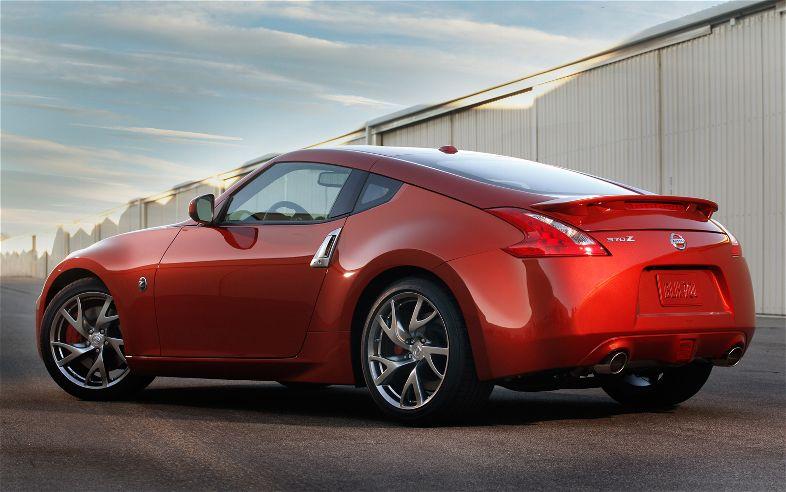 car models com 2013 nissan 370z. Black Bedroom Furniture Sets. Home Design Ideas