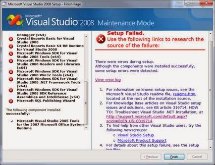 visual studio 2008 download free full version 64 bit