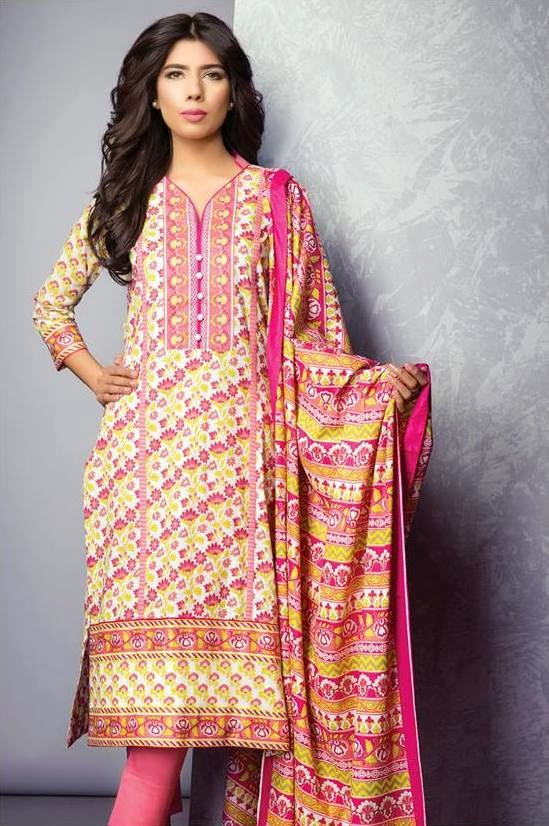 Satrangi summer dress collection