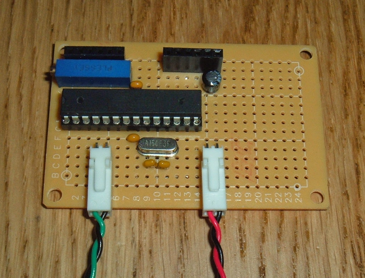 Tynemouth software improved arduino frequency counter