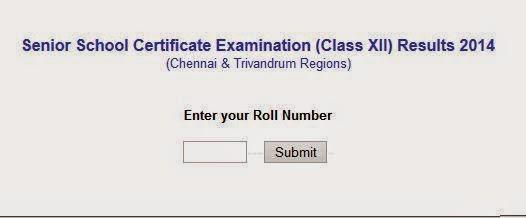 CBSE 2014 Class 12th Result