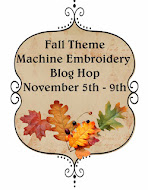 Embroidery Blog Hop