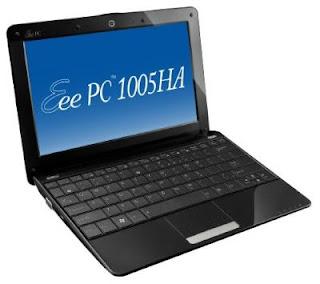 Asus Eee PC 1005HA drivers