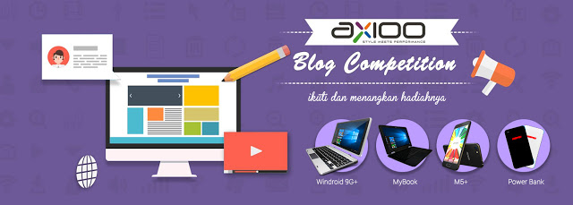 Axioo Blog Competition