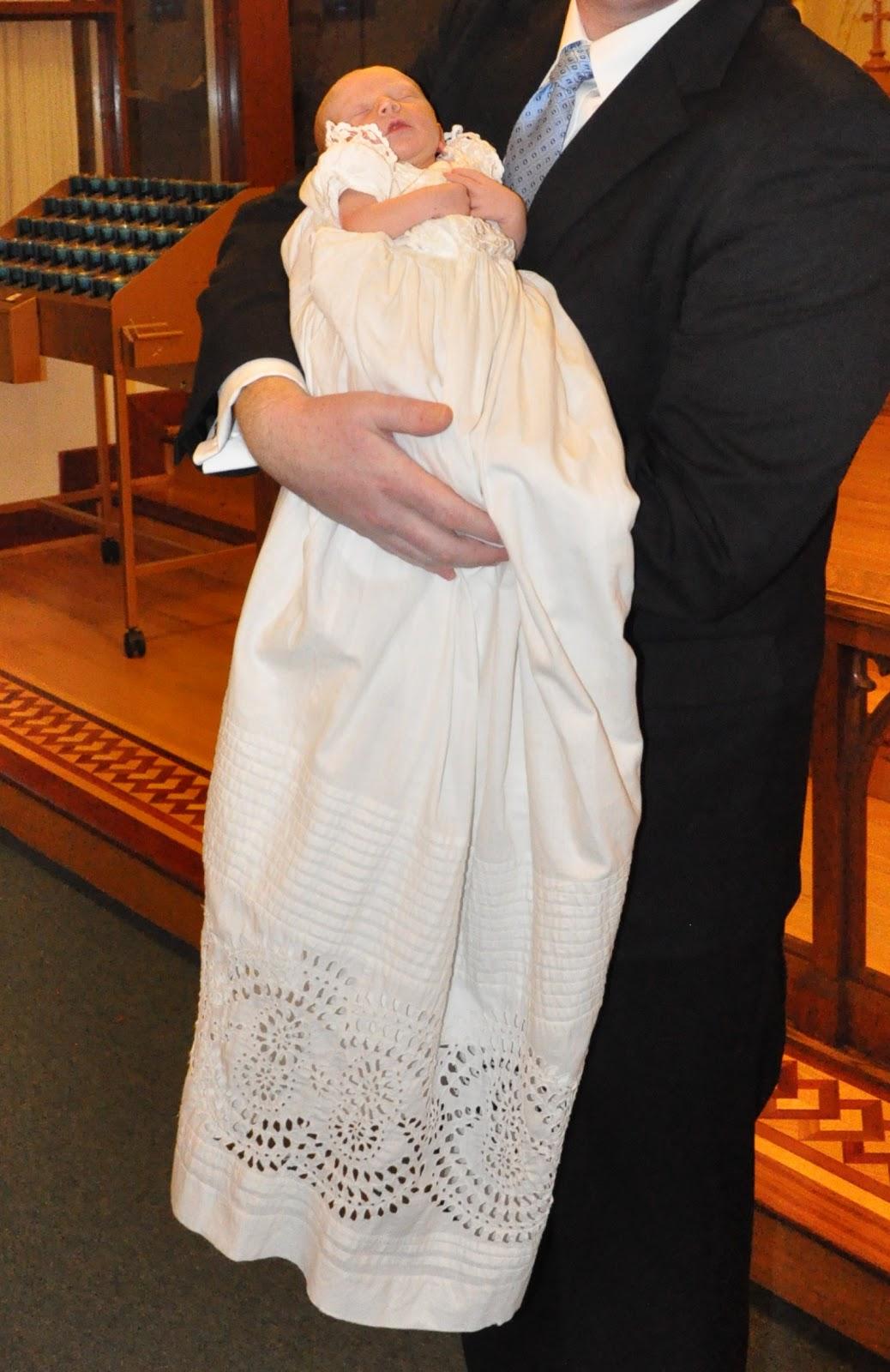 Orbis Catholicus Secundus: Catholic Culture: Baptismal Gown