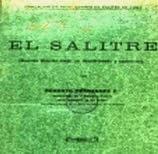 HISTORIA DE LA MINERIA DEL SALITRE, 1930