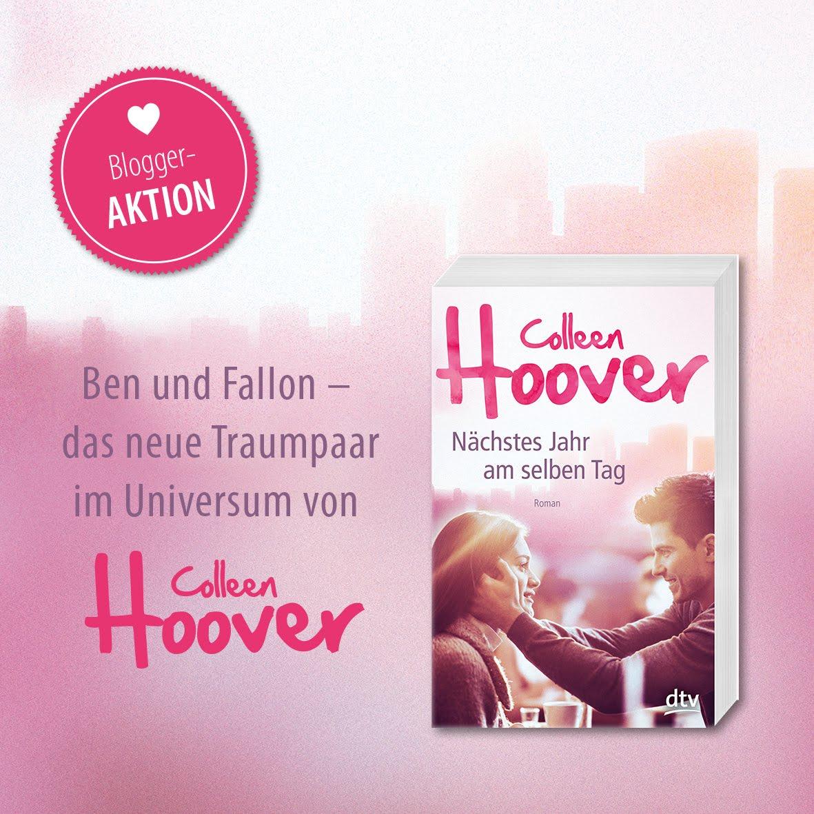 Das neue Colleen Hoover Buch!