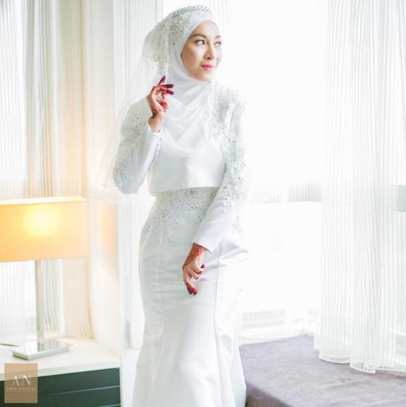 Shukriyahya wedding dress