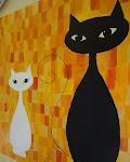 I miei murales ^_^