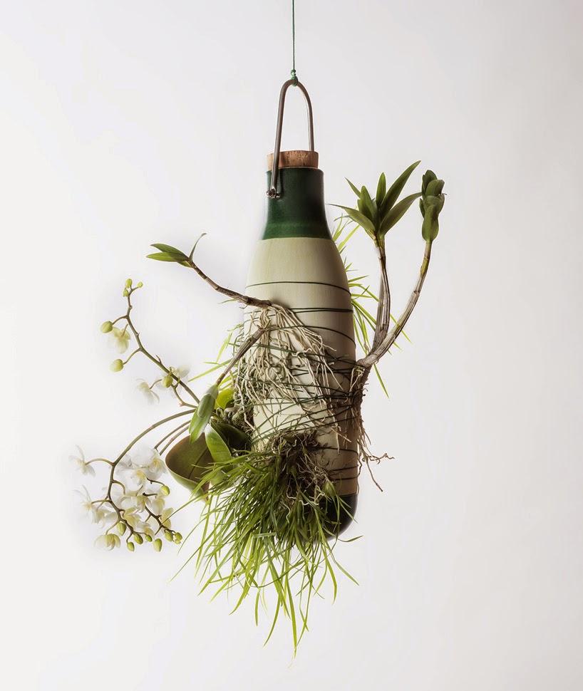 Pots Suspendus pour Plantes d'Air