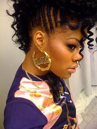 Hair Extension Hairstyles And Information Curly Weave Hairstyles