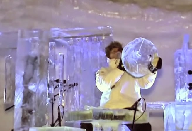 The Ice Orchestra