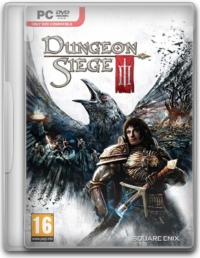 Capa Dungeon Siege III   PC (Completo) 2011 + Crack