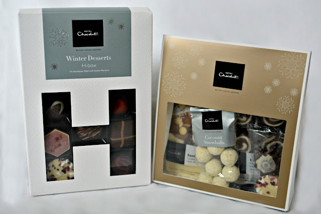 Hotel Chocolat Christmas gifts