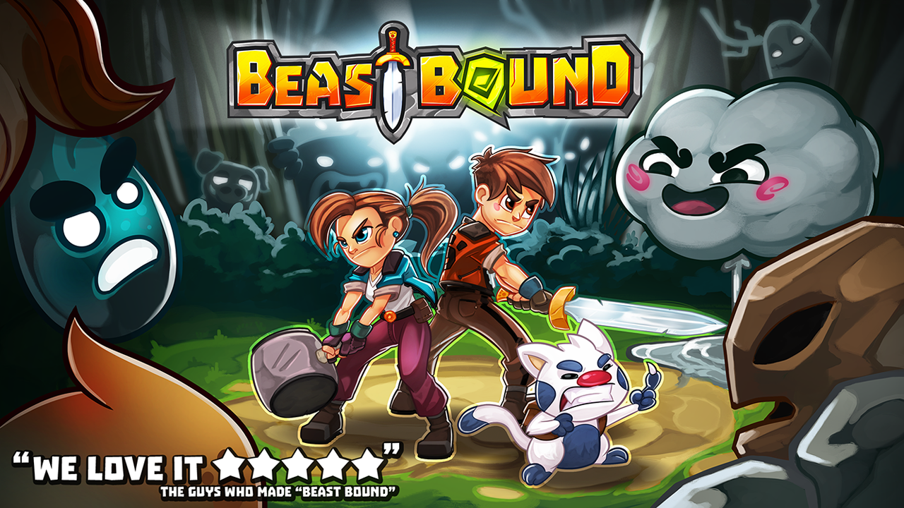 Beast Bound Gameplay IOS / Android