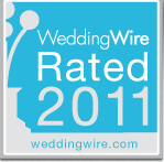 2011 Wedding Wire Badge