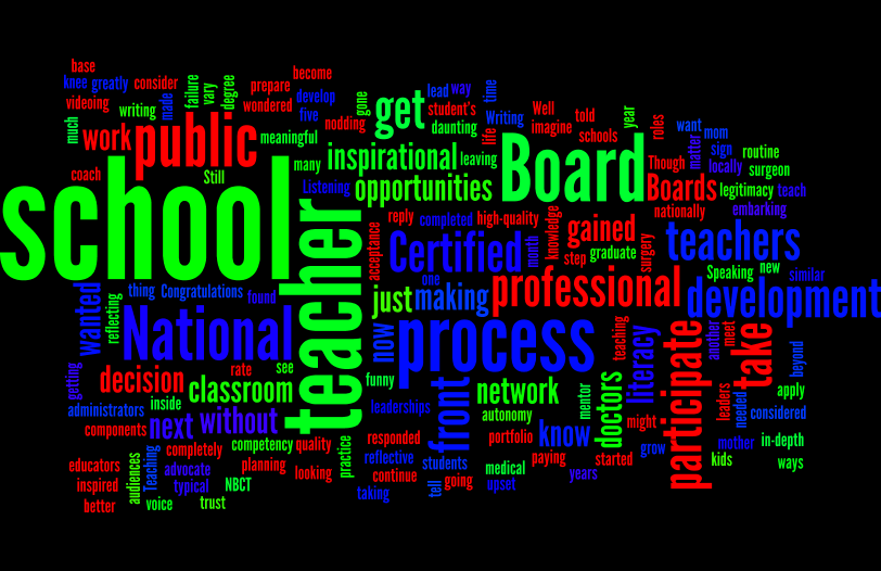 Wida Blog Why Did I Get A National Board Certification