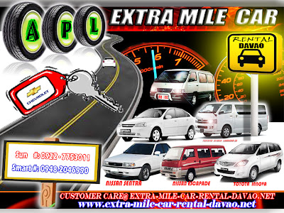 Van Rental | APL Emile Car Rental Davao City Logo
