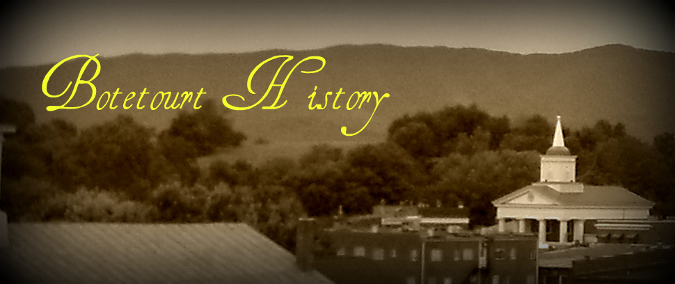 Botetourt History