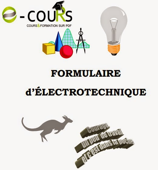 cours bep electrotechnique pdf