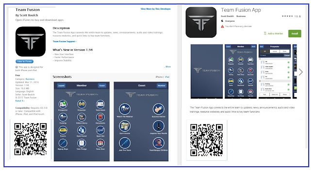 Team Fusion on the App Store - iTunes - Apple