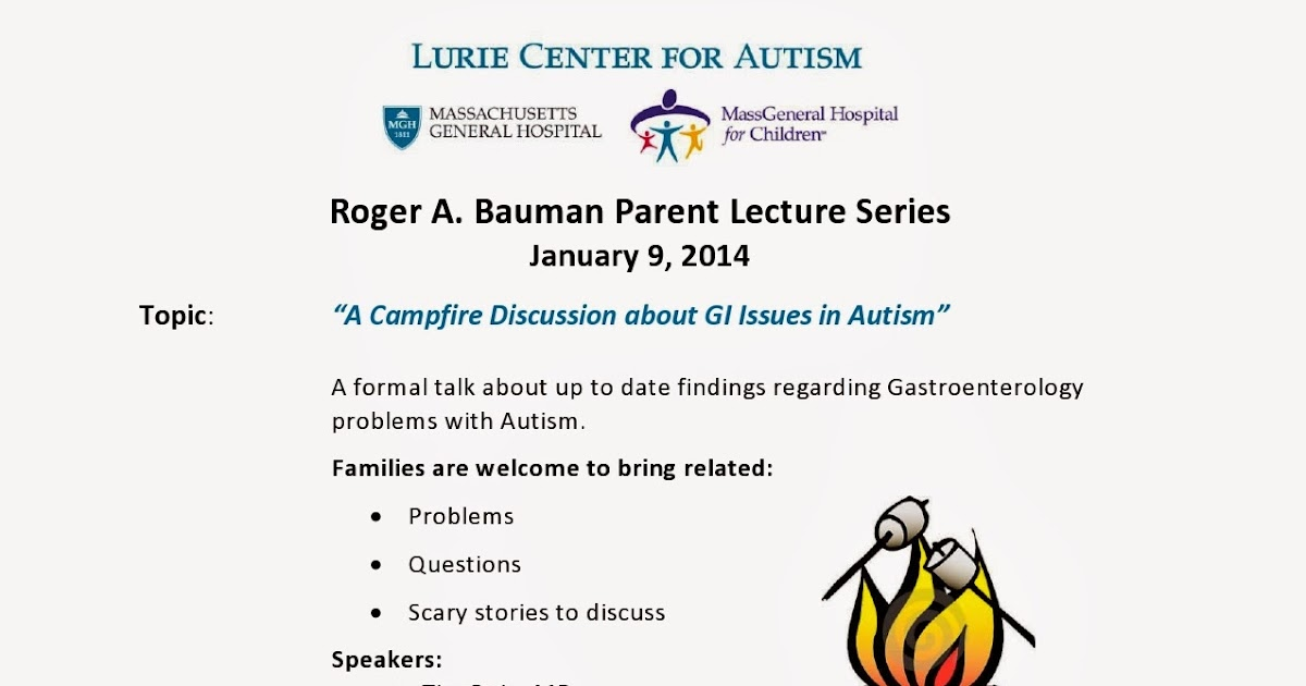 Dr Tim Buie Discusses Gi Issues In >> Nesca News Notes Dr Tim Buie Discusses G I Issues In Autism