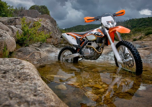 KTM 450 EXC Bikes price
