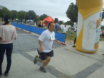 Me Running September 30, 2012