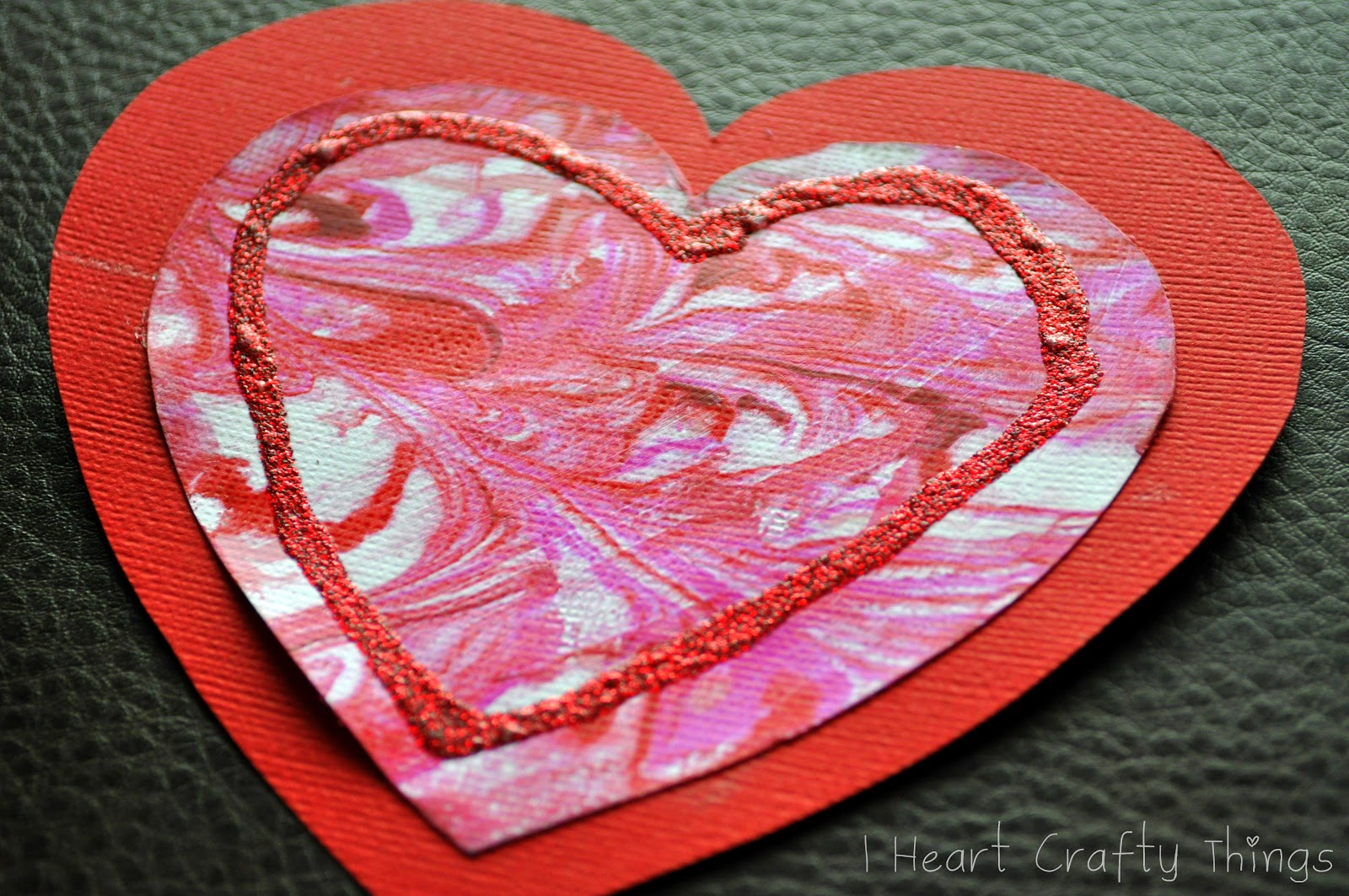 a string of hearts craft and activities i heart crafty things