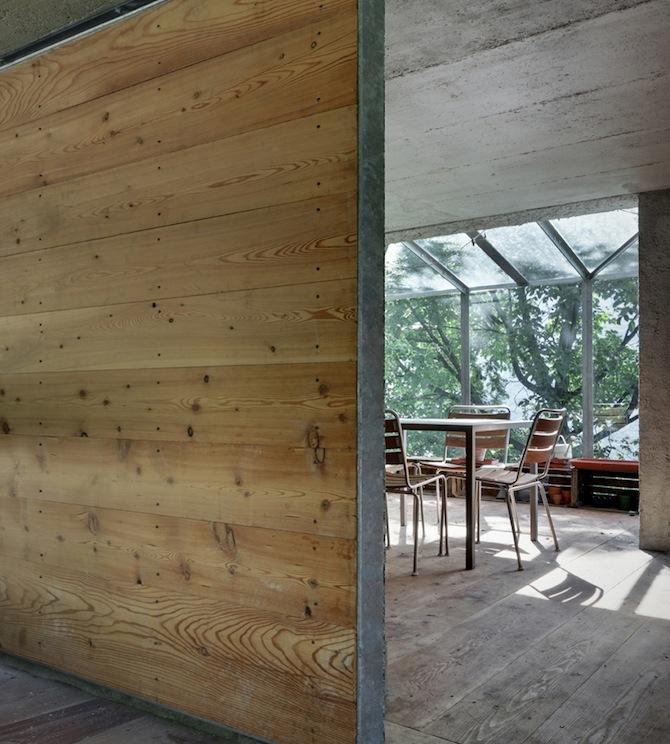 Caseta Jardín de diseño