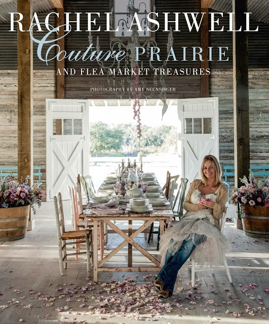 My Rachel Ashwell Couture Prairie Book Review