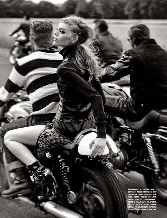 Vogue Italia | Ses Rêveries