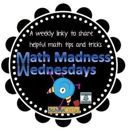http://teachingmomster.blogspot.com/2014/07/math-madness-wednesdays-back-to-school.html