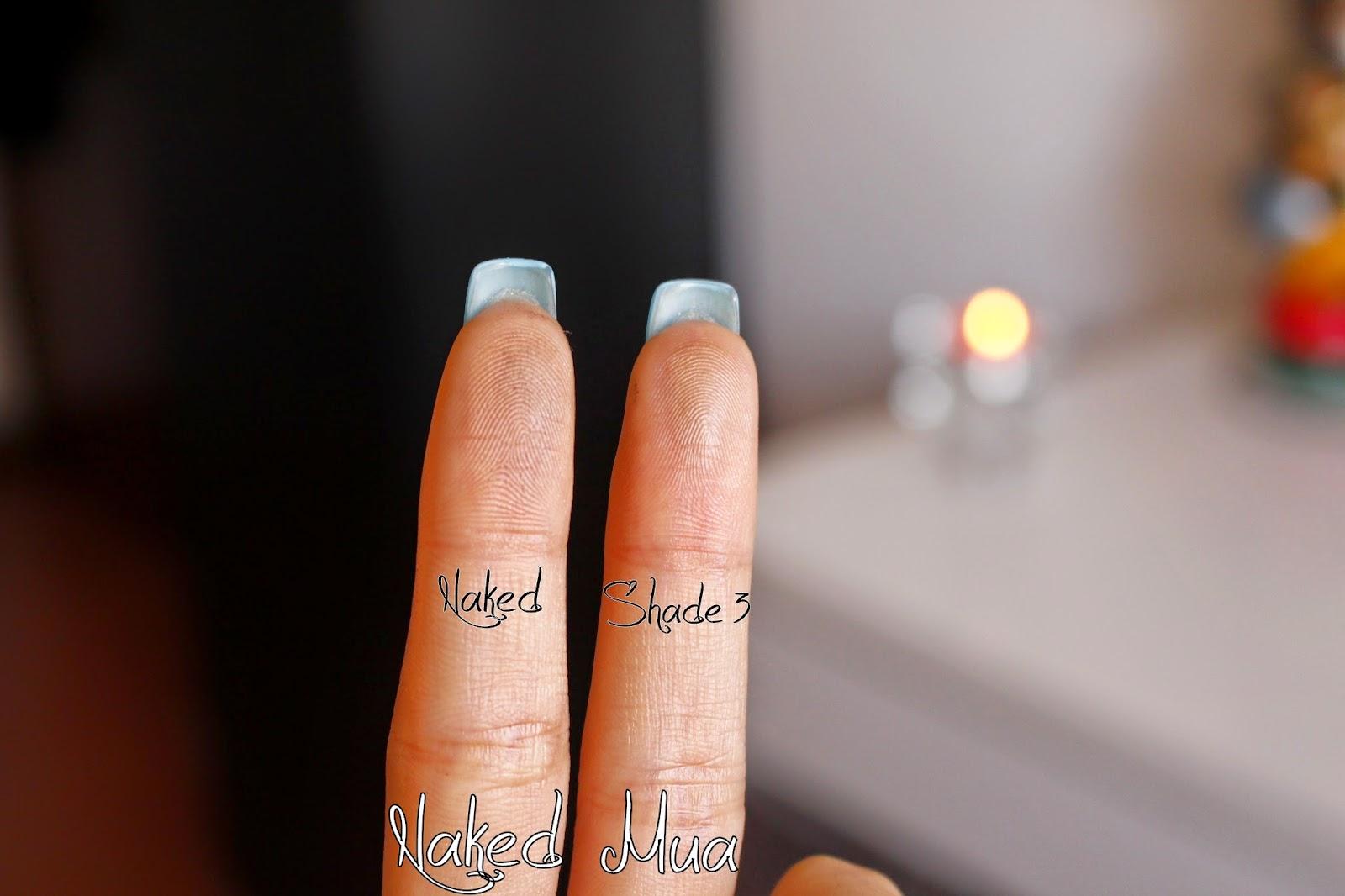 Naked Mua naked shade 3