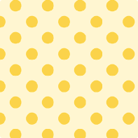 Yellow Polka Dot Paper