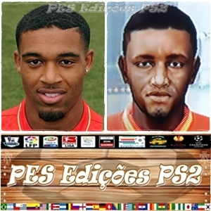 Jordon Ibe (Liverpool) PES PS2