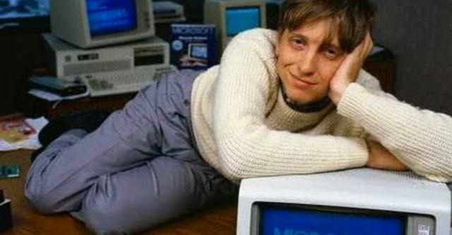 Những mẫu chuyện thú vị về Bill Gates